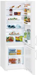 Холодильник с морозильником Liebherr CU 2811-20 белый
