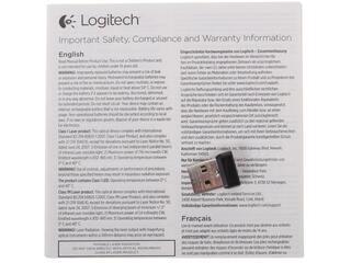 Мышь беспроводная Logitech M238 Teal Chevron