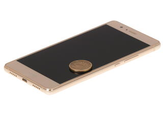 "5.2"" Смартфон Huawei P9 Lite 16 ГБ золотистый"
