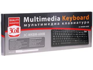 Клавиатура 3Cott 3C-WKBM-600B