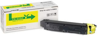 Картридж лазерный Kyocera TK-5150Y