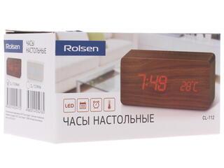 Часы будильник Rolsen CL-112