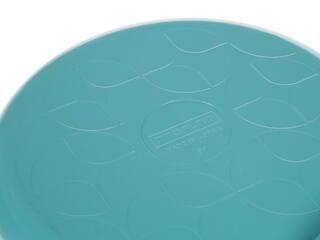 Кастрюля Frybest ROUND-C18-B голубой
