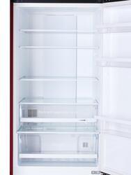 Холодильник с морозильником Haier C2FE636CRJ красный