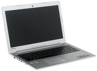 """15.6"""" Ноутбук Lenovo IdeaPad 510-15ISK белый"""