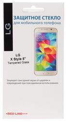 """5"""" Защитное стекло для смартфона LG X Style"""