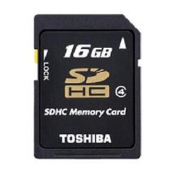 Карта памяти Toshiba HIGH SPEED N102 SDHC 16 Гб