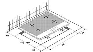 Газовая варочная поверхность Beko HIMW64225SX