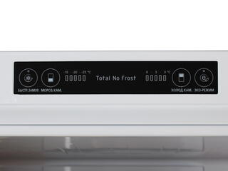 Холодильник с морозильником LG GA-B379SQCL белый