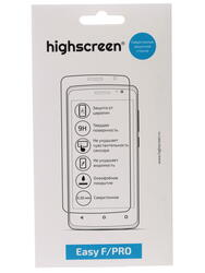 "4.5"" Защитное стекло для смартфона Highscreen Easy F/Pro"