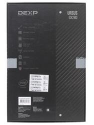 """8"""" Планшет Dexp Ursus GX280 32 Гб 3G черный"""