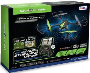 Квадрокоптер SKY VIPER V950STR