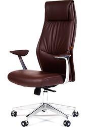 Кресло офисное CHAIRMAN VISTA 1208 коричневый