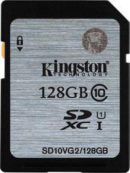 Карта памяти Kingston SD10VG2/128GB SDXC 128 Гб