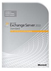 ПО Exchange Standard CAL 2010
