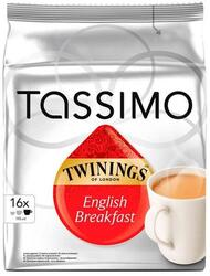 Чай в капсулах Tassimo Twinings English Breakfast