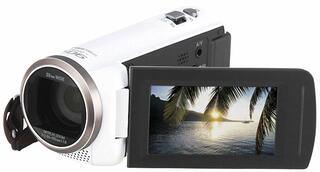Видеокамера Panasonic V260 белый
