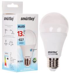 Лампа светодиодная Smartbuy SBL-A60-13-40K-E27-A