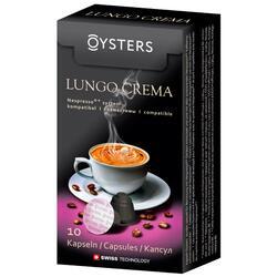 Кофе в капсулах Oysters Lungo Crema