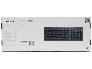 Клавиатура DEXP K-202BU
