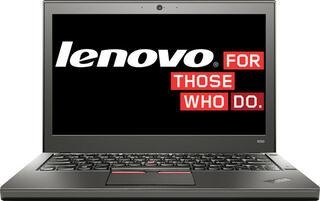 "12.5"" Ноутбук Lenovo ThinkPad X250 черный"