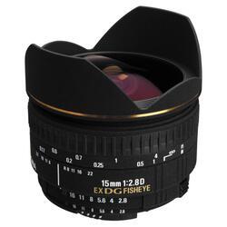Объектив Sigma AF 15mm F2.8 EX DG Diagonal Fisheye