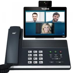 IP-телефон Yealink SIP VP-T49G черный