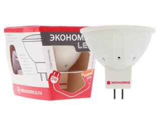 Лампа светодиодная Экономка LED 5W JCDRC30 FR