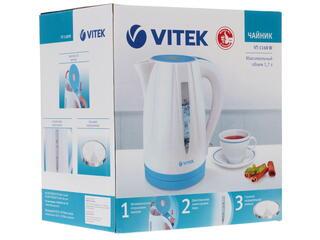 Электрочайник Vitek VT-1168 W белый