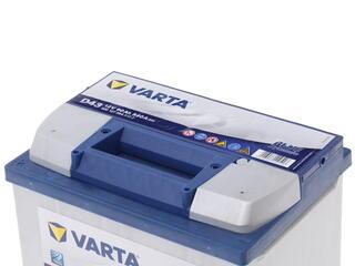 Автомобильный аккумулятор Varta Blue Dynamic D43