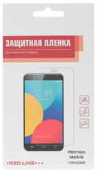 "5""  Пленка защитная для смартфона Prestigio Grace Q5"