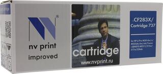 Картридж лазерный NV Print CF283X