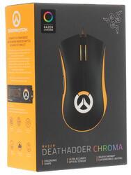 Мышь проводная Razer DeathAdder Chroma Overwatch