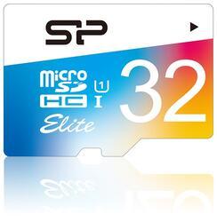 Карта памяти Silicon Power Elite microSDHC 32 Гб