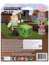 Фигурка персонажа Minecraft Алекс