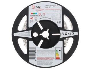 Светодиодная лента ЭРА LS5050-60LED-IP20-RGB-eco-3m
