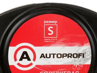 Оплетка на руль AUTOPROFI SP-5026 черный