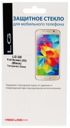 """5"""" Защитное стекло для смартфона LG G5 Full Screen (3D)"""