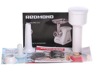 Мясорубка Redmond RMG-1212 белый