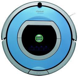 Пылесос-робот iRobot Roomba 790 серый, голубой