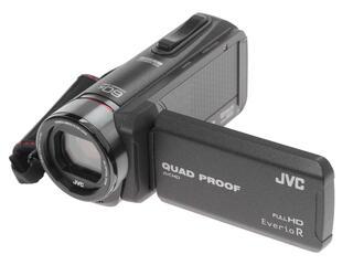 Видеокамера JVC GZ-R415 черный