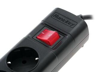 Сетевой фильтр Huntkey SGA501 черный