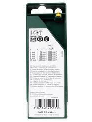 Набор сверл Bosch 2607019438