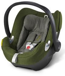 Детское автокресло Cybex Aton Q Plus зеленый