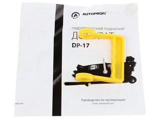 Гидравлический  домкрат Autoprofi DP-17