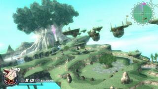 Игра для Wii U Rodea: The Sky Soldier (6+)
