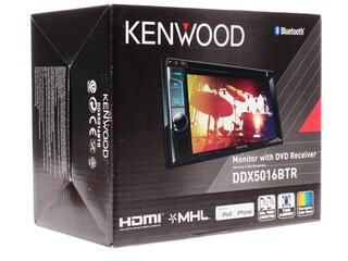 Автопроигрыватель Kenwood DDX-5016BTR