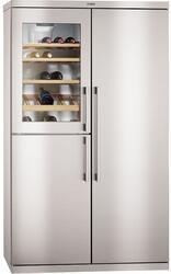 Холодильник AEG S95900XTM0 серебристый
