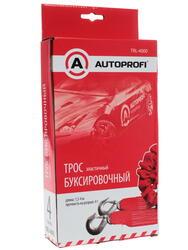 Трос буксировочный Autoprofi TRL-4000