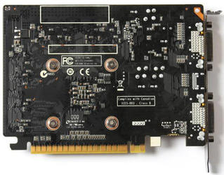 Видеокарта Zotac GeForce GT 730 [ZT-71103-10B]